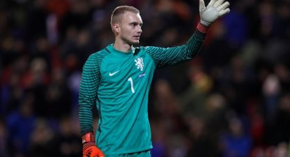 Liverpool among three teams keeping tabs on £52m rated Barca stopper