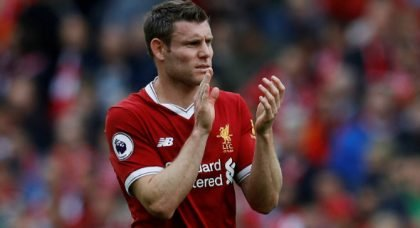 Liverpool fans react to Milner recovery