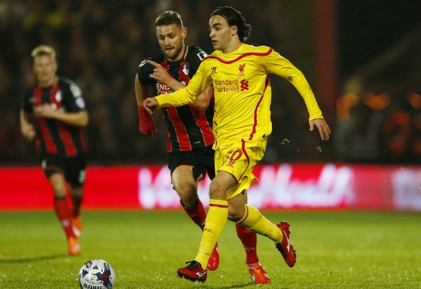 Liverpool must give Markovic the boot