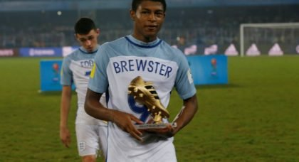 Klopp expects big things of Brewster