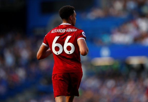 Alexander-Arnold should be worried by Gomez