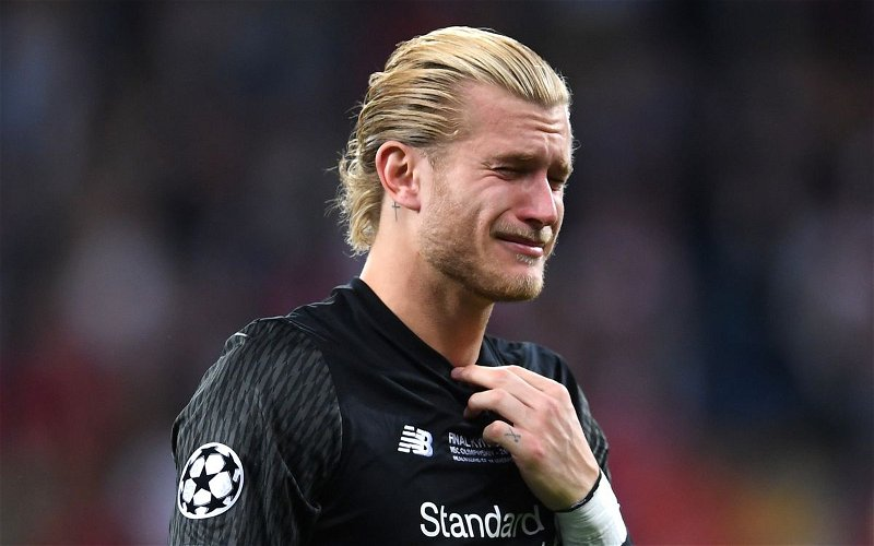 Image for Liverpool fans insist Loris Karius should have come off after 'keeper speaks out about 2018 Champions League final