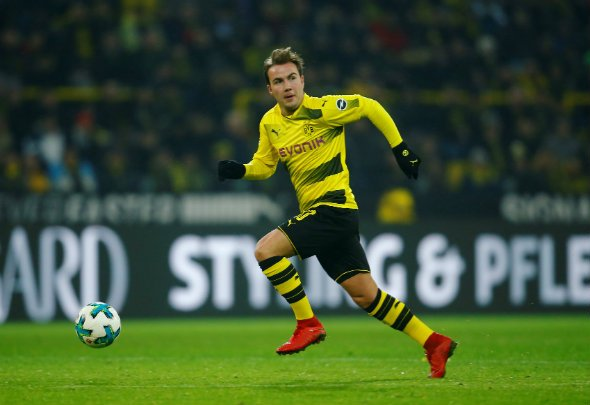Klopp must link up with Gotze