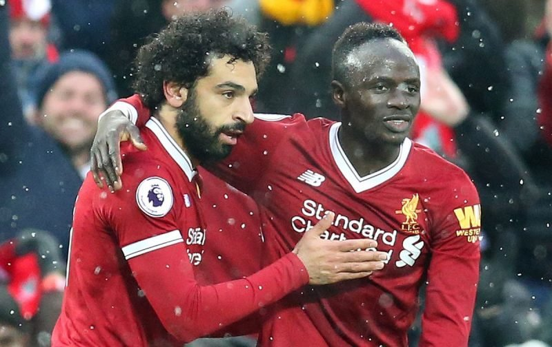 LFC Need More Than Mane And Salah