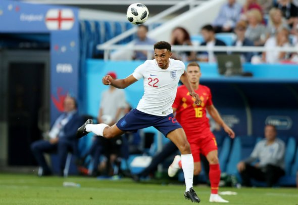 Fans react to TAA display for England