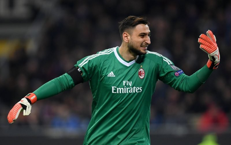 Liverpool must swoop for Donnarumma