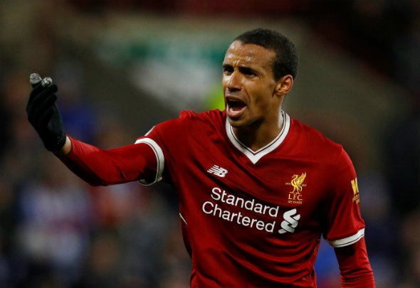 Klopp issues update on Matip
