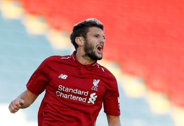 Adam Lallana could be on his way back to Southampton