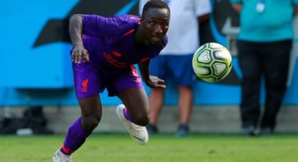 Keita heading for scans as Liverpool fear the worst