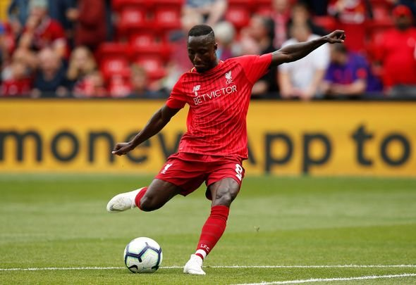 Keita still showing no improvement