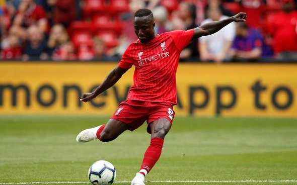Image for Liverpool praise Naby Keita despite Reds' woeful defeat to Fulham