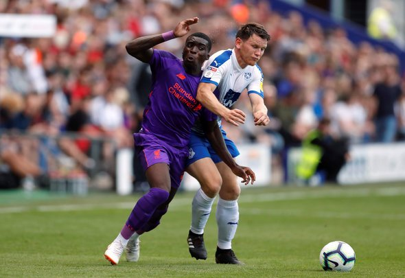 Ojo role could hinder his Liverpool progress