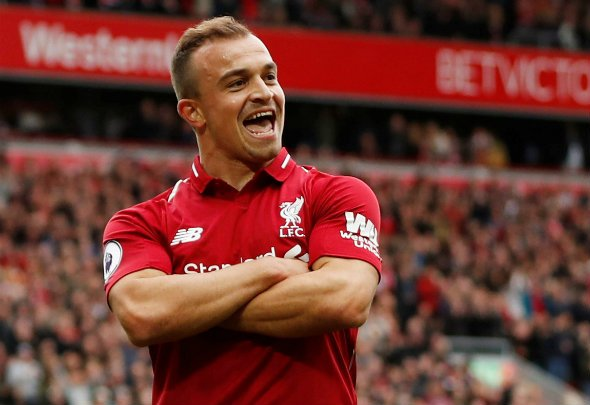 Aldridge backs Klopp's decision to leave Shaqiri at home