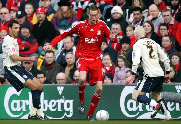 Crouch has say on Liverpool's lack of transfer activity