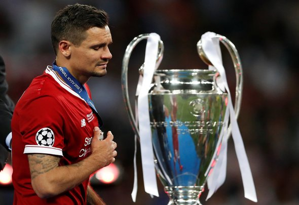 Lovren highly rated by Klopp