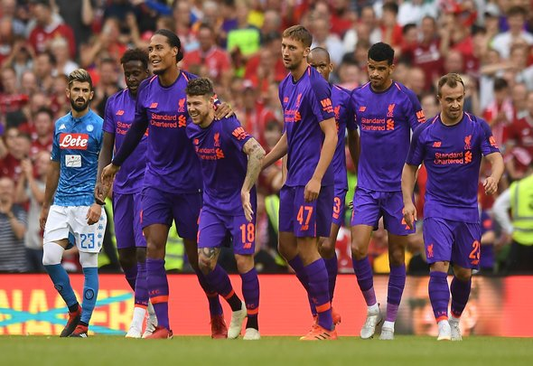 Liverpool fans react to Moreno's Barcelona link