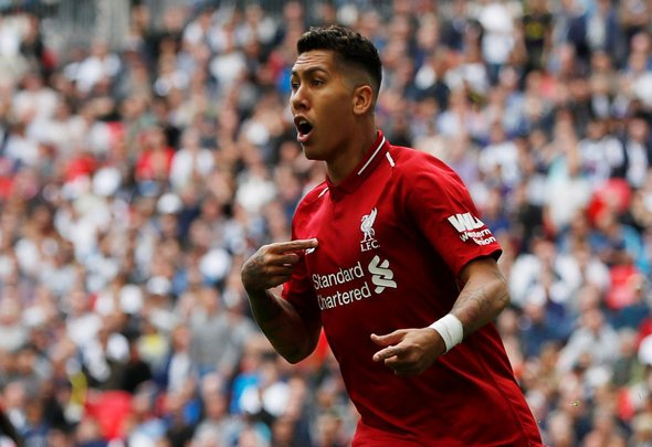Firmino set to be benched against Red Star Belgrade