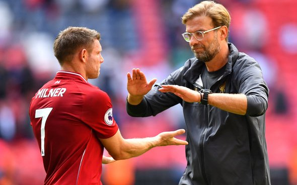 Image for The Value of James Milner and Why Jürgen Klopp Continues to Turn to the Evergreen Midfielder