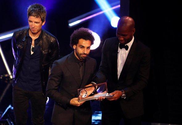 Liverpool fans react to Salah winning Puskas Award