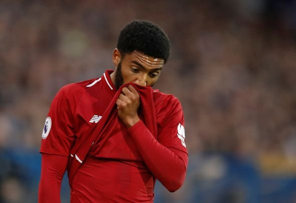 Liverpool fans react to Gomez surgery