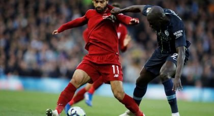 Liverpool fans blown away by Salah's first half v Cardiff