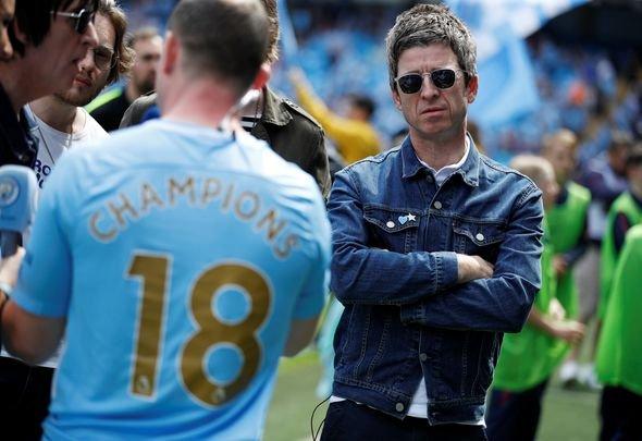 Gallagher delivers title verdict before City clash