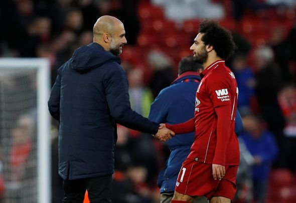 Some Liverpool fans hijack Soccer AM tweet to mock Man City fans