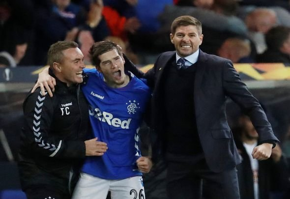 Liverpool must allow Kent to stay at Rangers