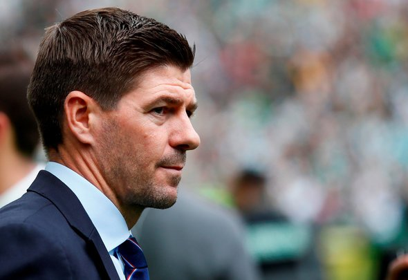 Murphy backs Gerrard for Rangers playing role
