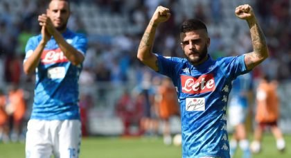 Napoli open to Insigne sale