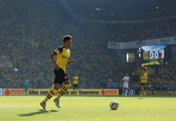 Fjortoft: Liverpool favourites to sign Sancho