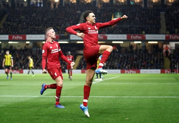 """Alexander-Arnold """"really proud"""" of PFA Nomination"""