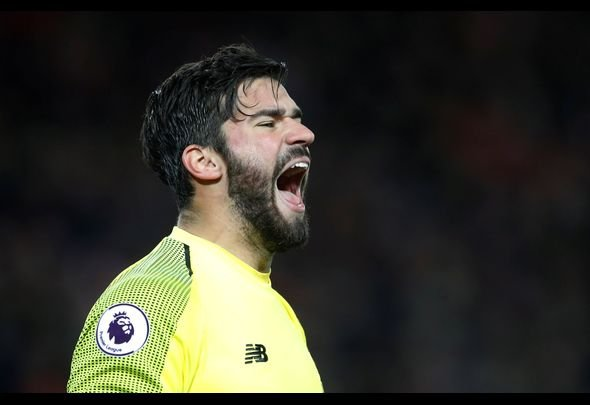 Milner picks out Alisson as player of the season