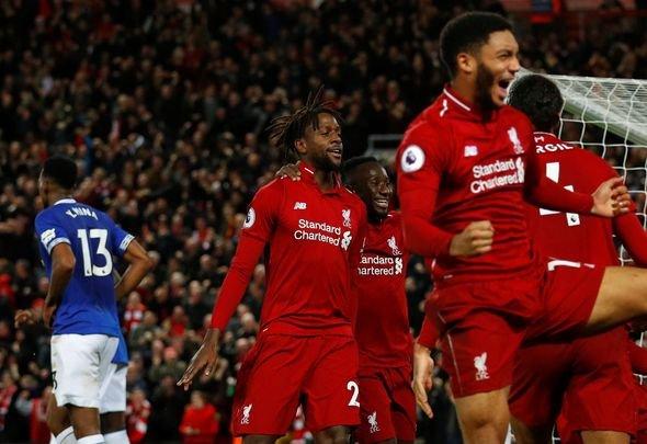 Liverpool fans turn on Origi v Burnley