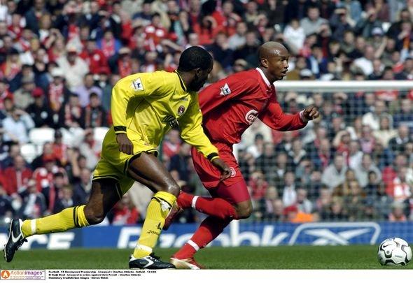 Diouf raves about Mane & Salah