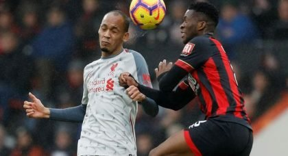 Some Liverpool fans drool over Keita/Fabinho combination