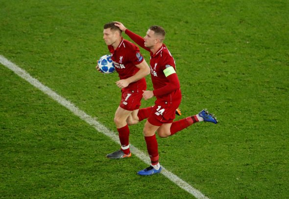 McAteer credits Henderson and Milner for Liverpool's team spirit