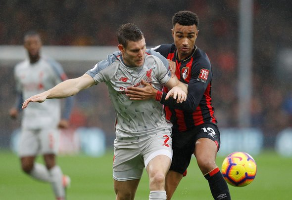 Three things learned about Liverpool v Bournemouth