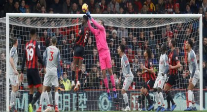Liverpool fans in wonderland over Alisson's Bournemouth display
