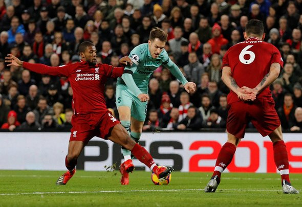 Wijnaldum return could be key for Liverpool down the stretch