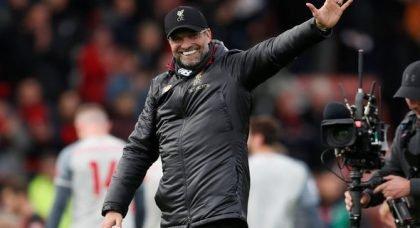 Bundesliga midfielder heaps praise on Liverpool's Jurgen Klopp