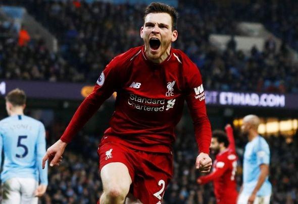 Garth Crooks raves over Liverpool trio