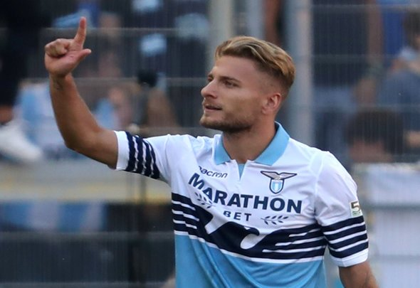 Liverpool on the right track with Immobile pursuit