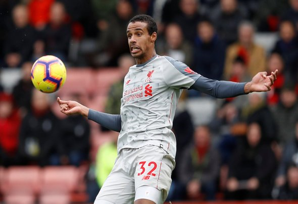 Matip set for big Liverpool future after Klopp's words