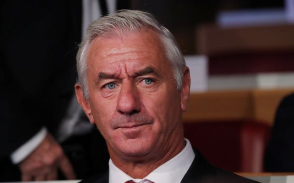 """Image for Ian Rush feels that Liverpool would """"find it hard to get motivated"""" if season ends behind closed doors"""