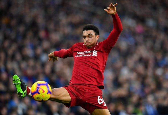 Alexander-Arnold pencilled in for contract extension