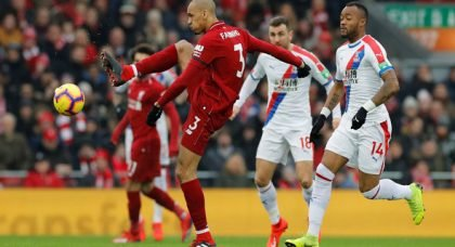 Fabinho can prove himself beyond doubt v Leicester
