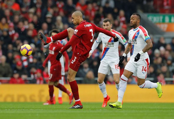 Fabinho must start in defence v Bayern