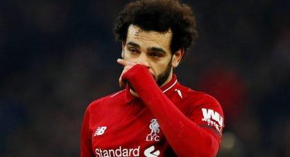 Alaba waxes lyrical over Salah