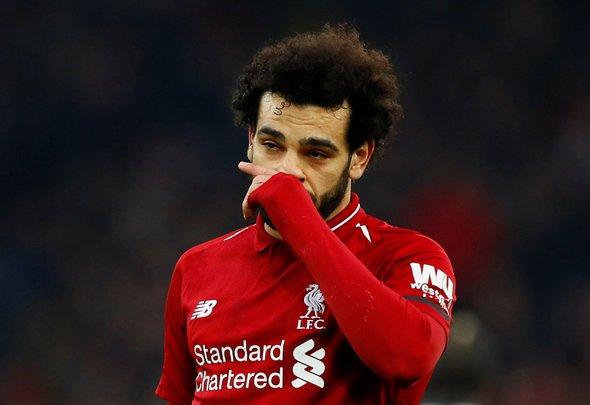 Salah snubbed in PFA TOTY